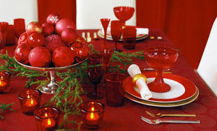 Napunite blagdanski stol zdravim kolačima