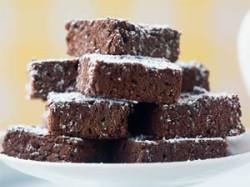 Brownies sa kavom