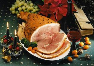 Uz slasnu božićnu hranu omiljen je i domaći kruh