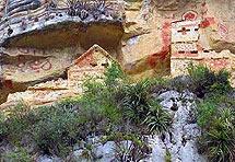 Otkriveno naselje 'Naroda oblaka' uklesano u stijenu...