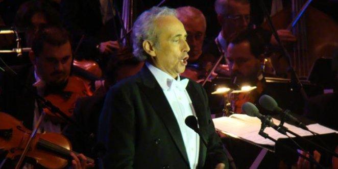 Jose Carerras pjevao za maestra Šuteja....