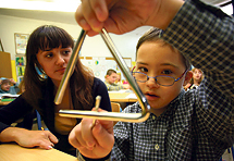 Down sindrom u školskoj klupi