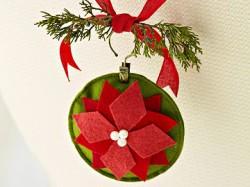 Božićni ukrasi - božićna zvijezda