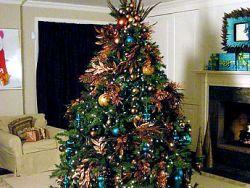 Božićno drvce u trendu