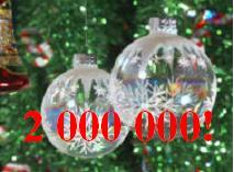 Čestitke magicusi! 2 000 000 posjeta, 2 000 000 plamičaka u svijetu...