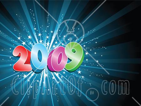 SRETNA NOVA 2009 GODINA!