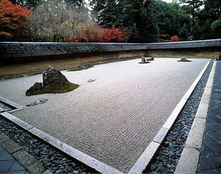 Japanski vrtovi - Iz drugih medija