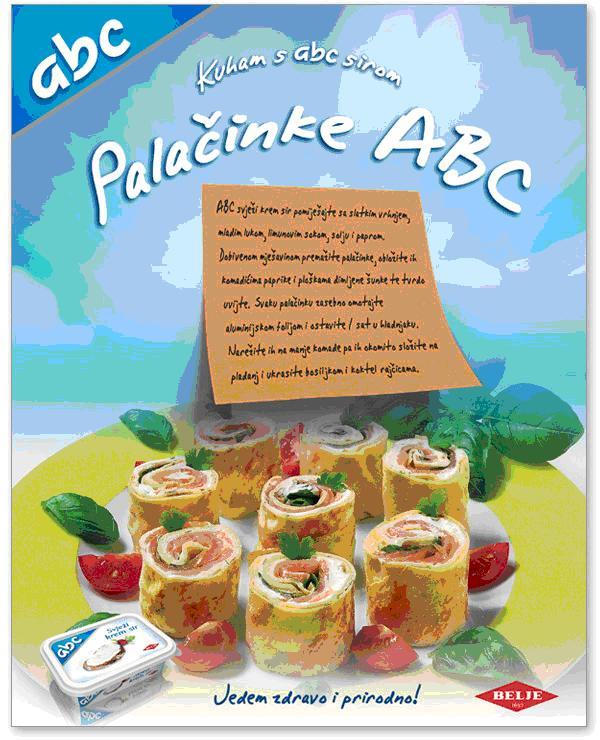 PALAČINKE    ABC