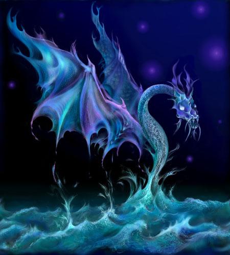 Plavi zmaj