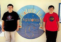 Blizanci Aleksandar i Stefan Cikota otkrili 2000 asteroida