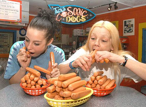 Sporije jedenje utječe na smanjenje unosa kalorija