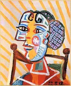 glava žene