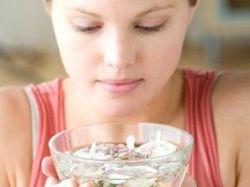 Aromaterapija: parna inhalacija