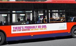 I ateisti u Barceloni na autobusima će oglašavati da nema Boga