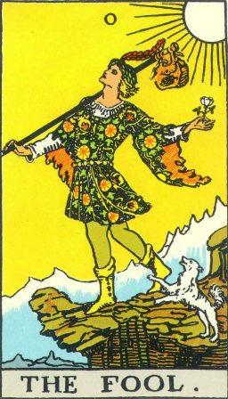Rider-Waite tarot karte