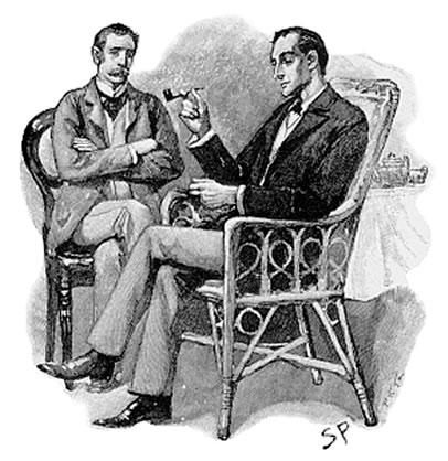 Sherlock Holmes i Dr. Watson