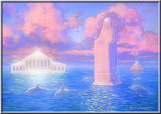 Kristalna Atlantida - za 3M