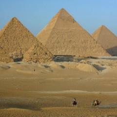 Kako je izgrađena Keopsova piramida