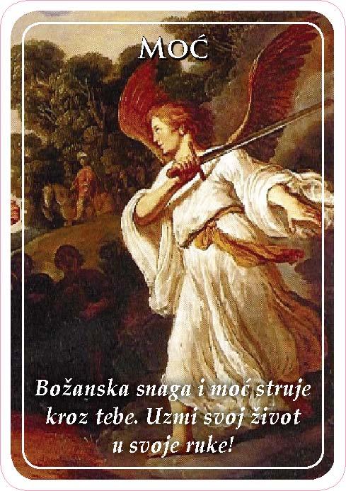 ANĐEOSKA PORUKA ZA 27.04.