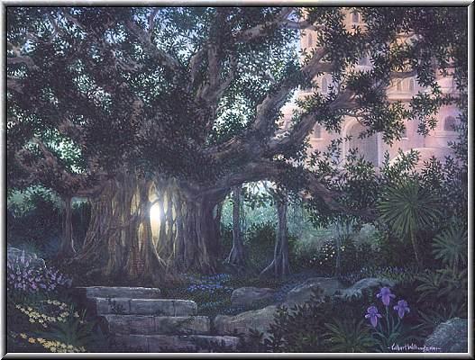 Tajanstveno drvo