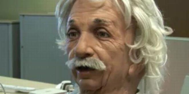 Kreiran robo-Einstein koji zna što osjećamo