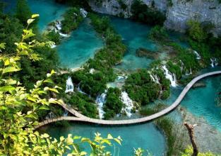 Plitvice su najjedinstvenija jezera na cijelome svijetu