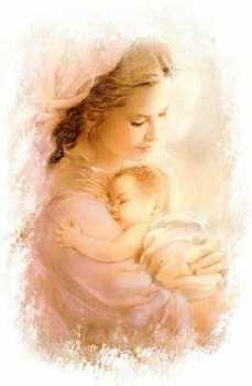Mama, volim te......