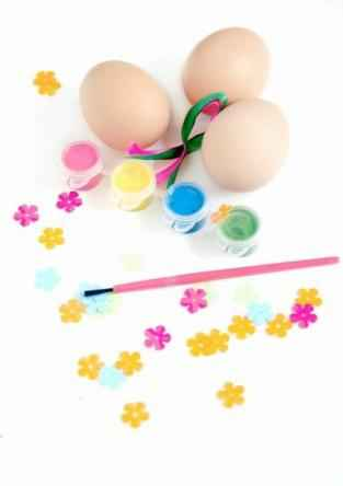 Priroda stvara najljepše boje na uskrsnim jajima