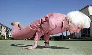AUSTRALIJA Instruktorica joge se ne predaje