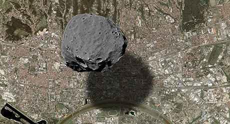 Asteroid dobio ime po Zagrebu