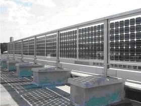 Solarna elektrana na riječkoj obilaznici