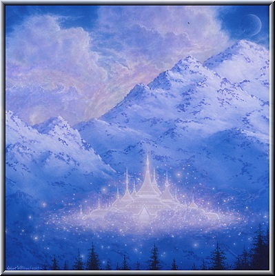 Temple of my heart - Medwyn Goodall