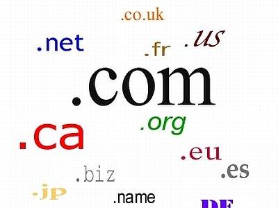 Umjesto .com ili .hr možete registrirati bilo što ...