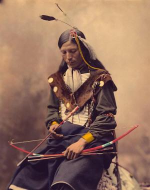 TREBAM TE, indijanska molitva...