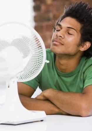 Prostorije doma moguće je rashladiti i bez skupe klime