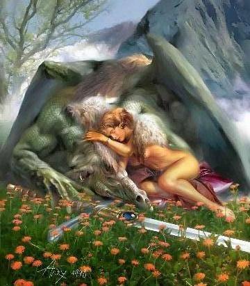 Zmajevi - legendarna mitološka bića