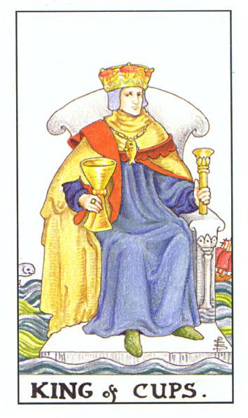 Tarot - KRALJ PEHARA