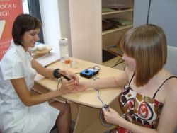 Održana akcija mjerenja vitaminsko-mineralnog statusa