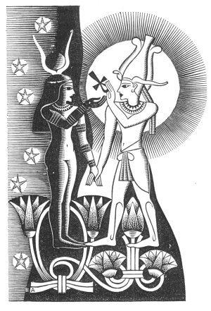 Oziris i Izida