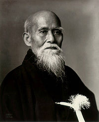 O'Sensei, osnivač Aikido-a