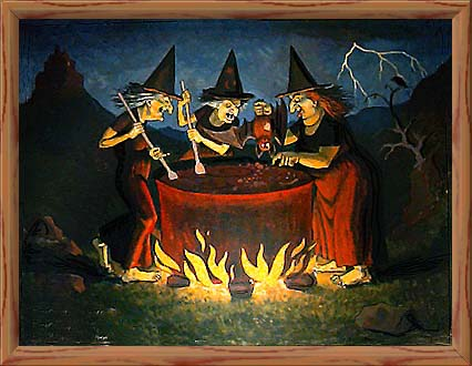 Kad vidiš vještice