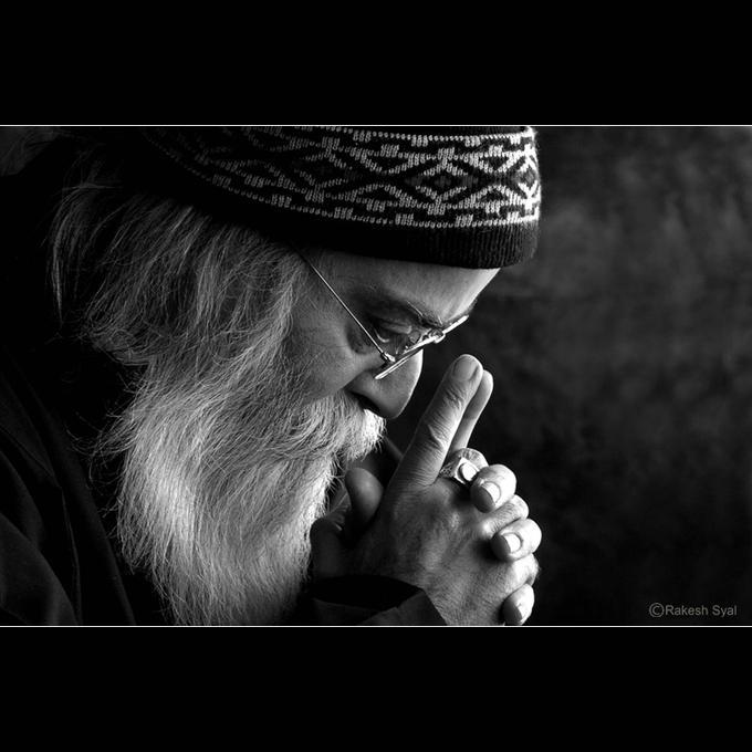 Sve se rješava molitvom