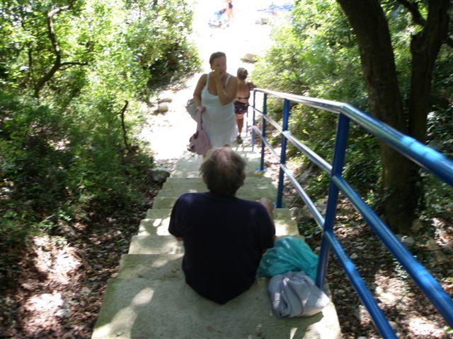 Boro i Gemini, Kostrena, 2009.