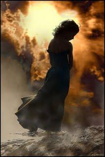 djevojka u nebu