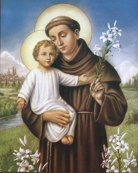 Sv. Ante - 13.6.