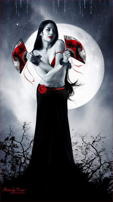 crvena ruža...