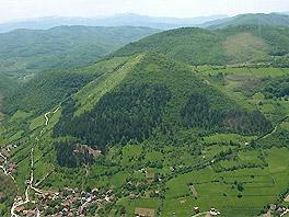 Snimanja energetskih fenomena na bosanskim piramidama