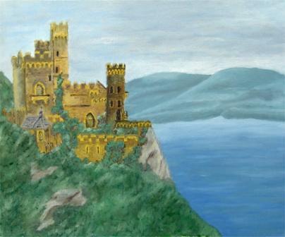 Dvorac na Rajni