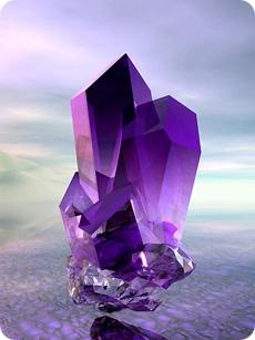 Kristali - vrste i djelovanje 6 - AMETIST