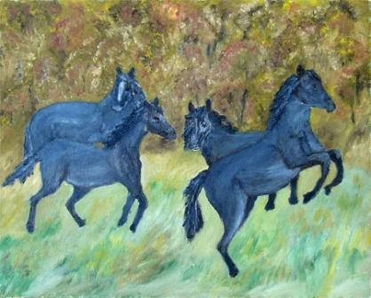 Crni konji